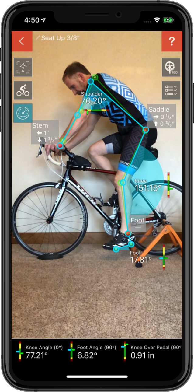 Bike Fast Fit Elite Screen